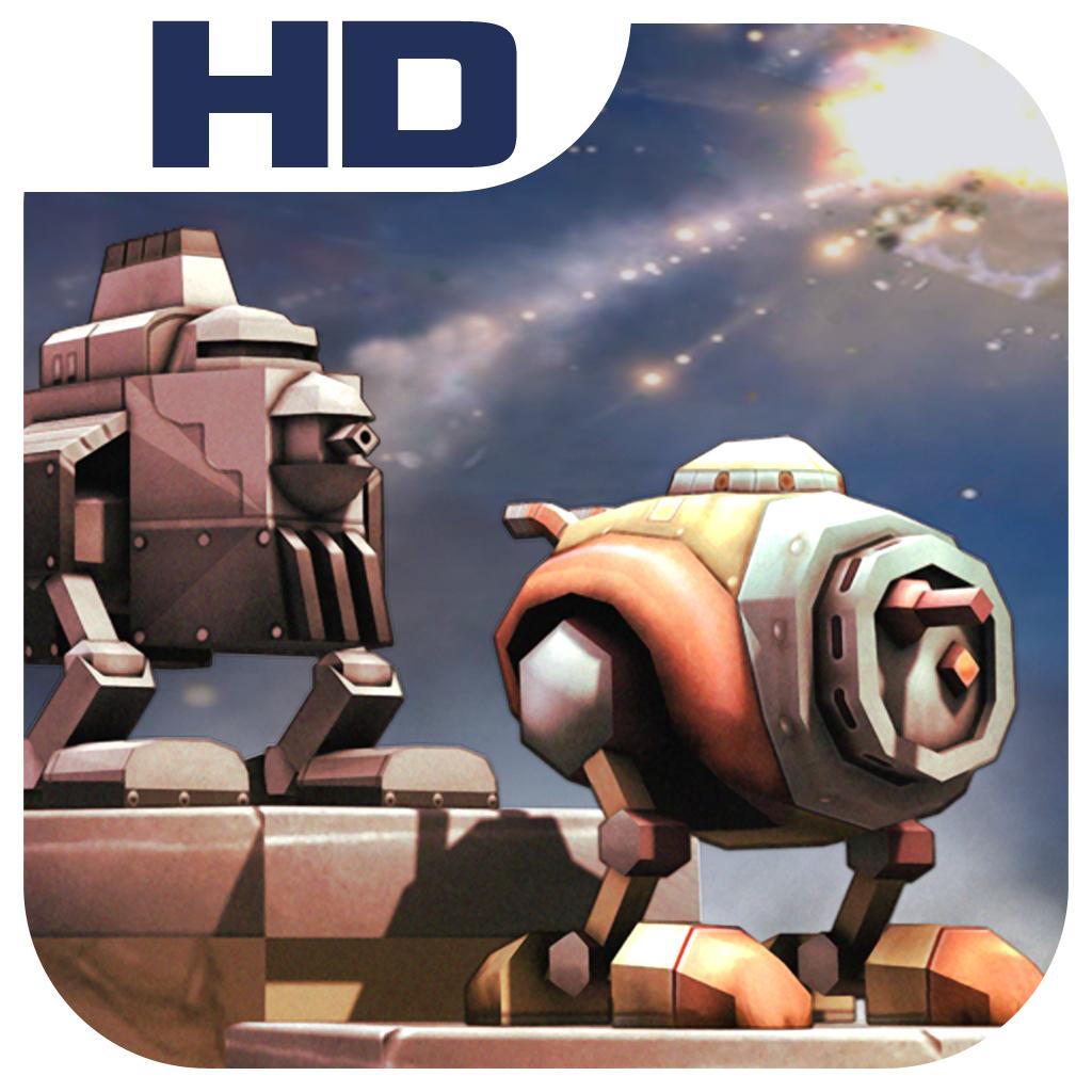 Greed Corp HD iOS